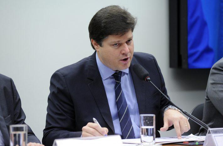 Presidente nacional do MDB, o deputado federal Baleia Rossi